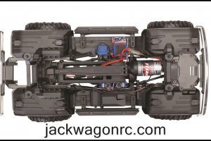 Traxxas-82046-4-Bronco-chassis-overhead
