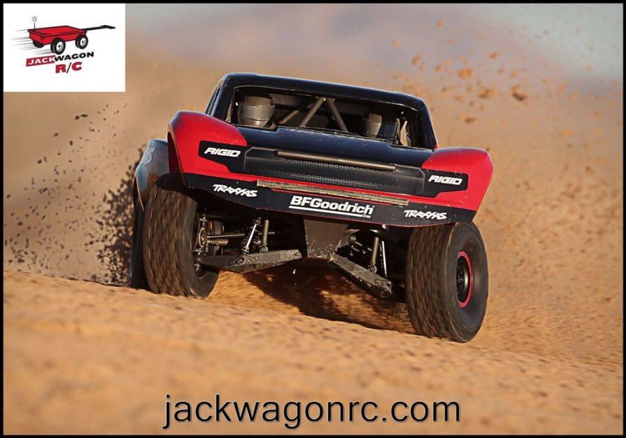 Traxxas 85076 Unlimited Desert Racer Action image-6