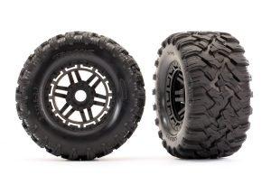 Traxxas 8972 tire wheel